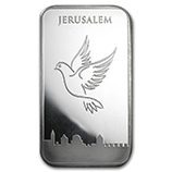 Holy Land Mint (Silver Bars)
